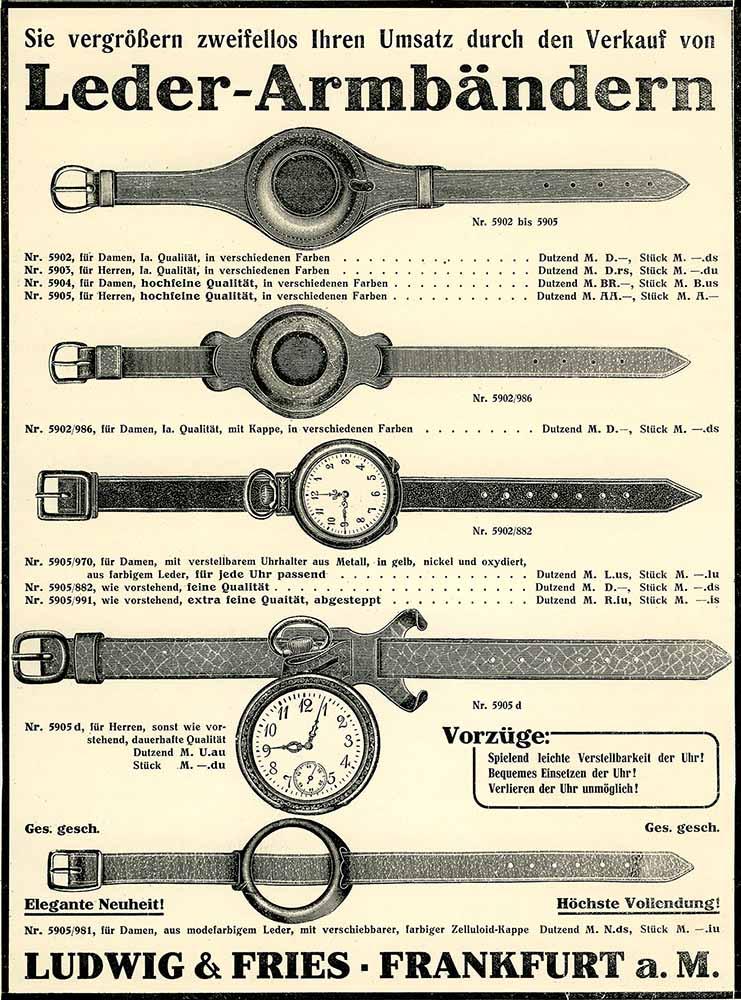 – Geschichte Begann Der Alles Die Armbanduhr Wie qSVULjzMpG