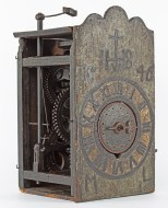 Holzräderuhr 2