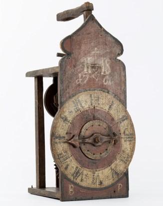 Holzräderuhr 3