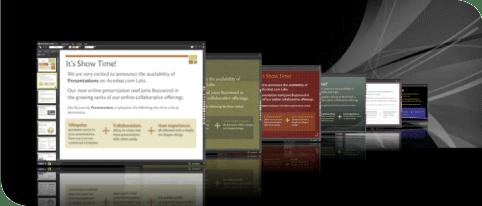 Acrobat.com Presentations