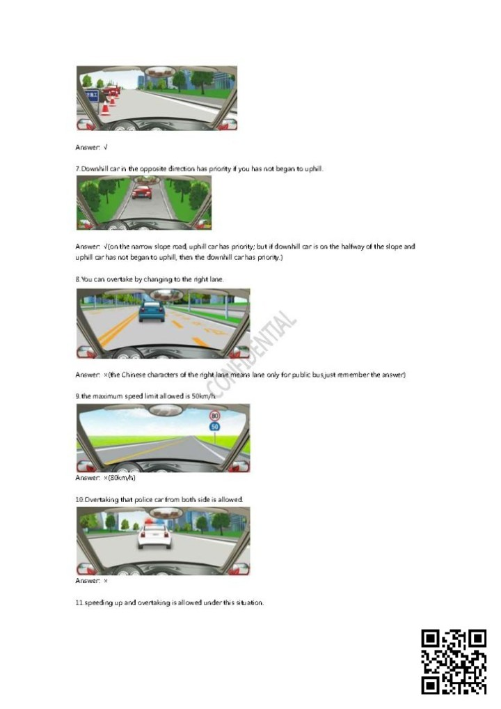 2014_Chinese_Driving_Theory_Test_Question_Bank_Page_016