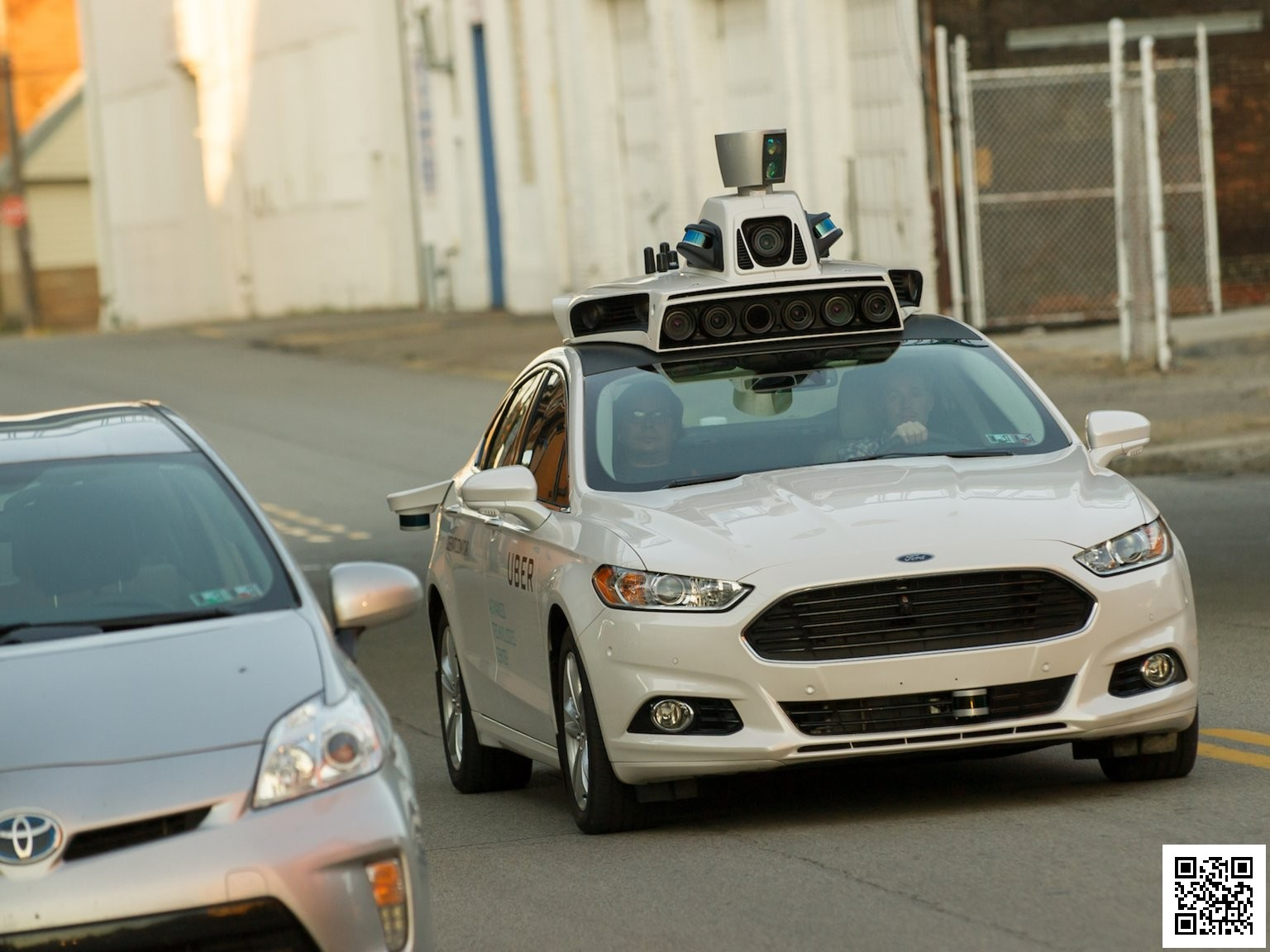 Self-Driving Cars May Hit People