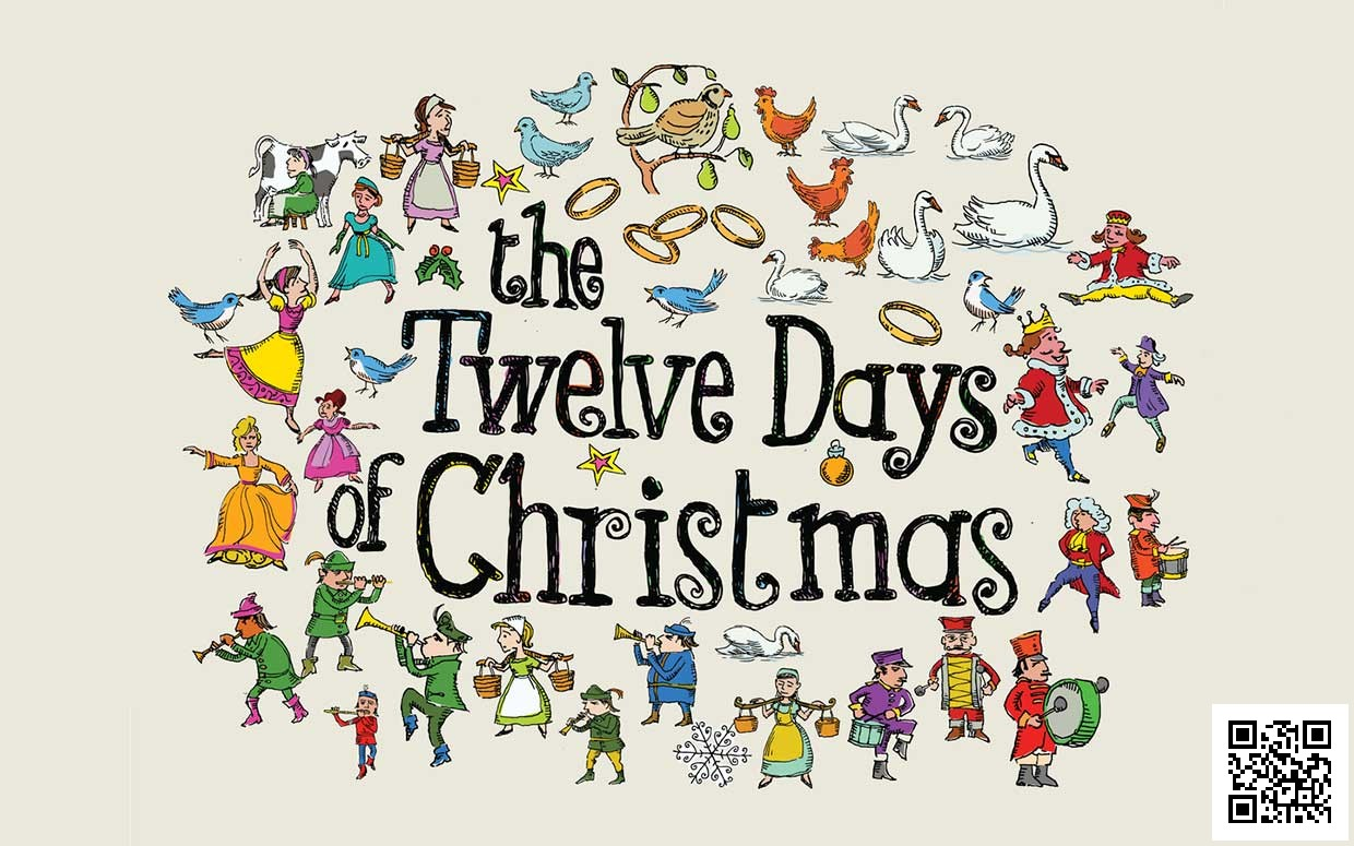 "Stories Behind The ""Twelve Days Of Christmas"""