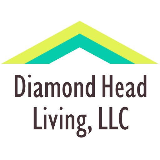 Diamond Head Living logo, home property management in Honolulu, Hawaii