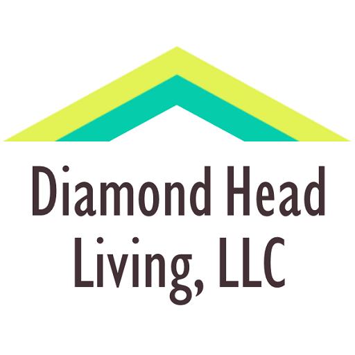 Diamond Head Living logo, home property management in Honolulu, Hawaii