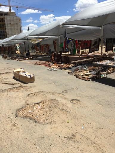 Markt in Namibia