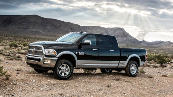 Cummins 25th Anniversary Package for Ram Trucks and Black ...