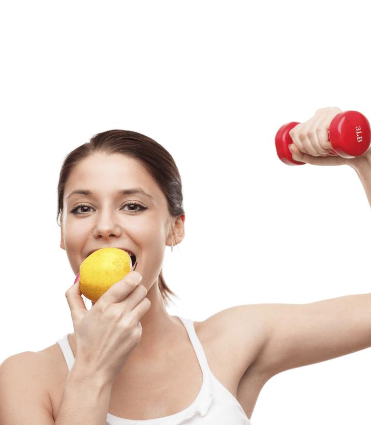 Alimentos corretos para antes e depois do treino