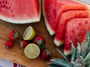 dieta para o verão