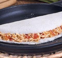carga glicêmica tapioca