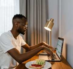 como montar dieta online