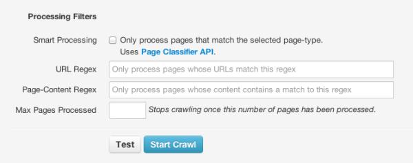 Crawlbot's Smart Processing.