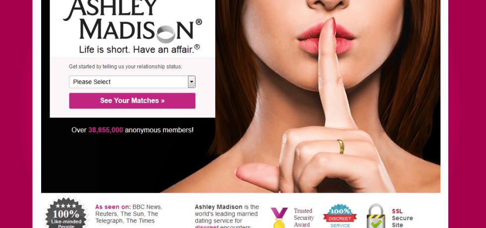 Ashley Madison data leak