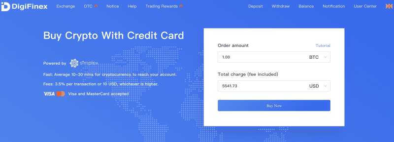 Our step-by-step guide to show you how to buy crypto with credit card