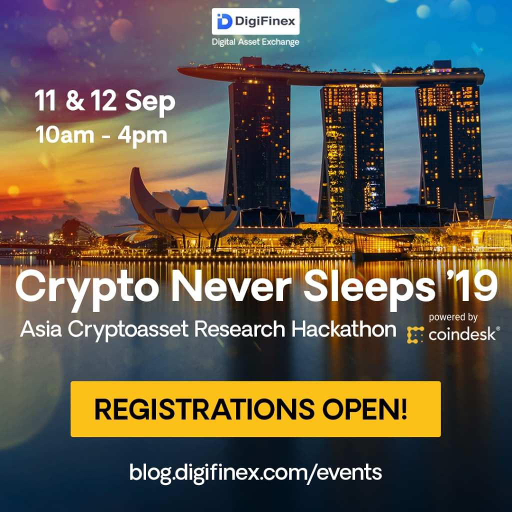 Sign up for Crypto Never Sleeps '19!