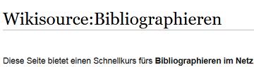 bibliographieren-logo