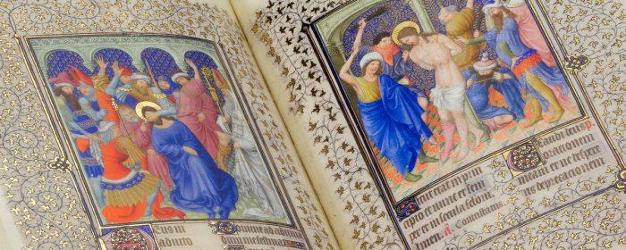 Book of Hours of Jean de France, Duc de Berry