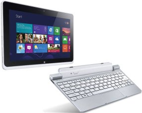 Acer Iconia Tab W510, Tablet Dua Fungsi dengan Windows 8_2