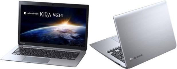 Produk Ultrabook Toshiba Dynabook KIRA Terbaru_2