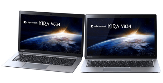Produk Ultrabook Toshiba Dynabook KIRA Terbaru_3
