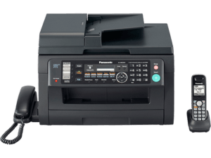 Review Printer Panasonic Multi-Function KX-MB 2061CX_2