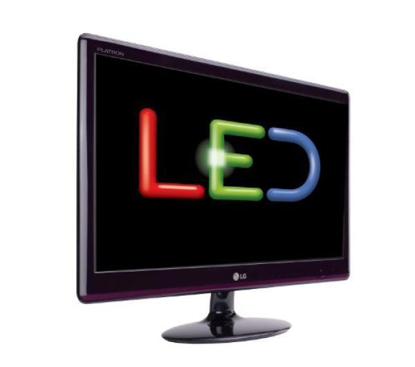 LED monitor Komputer