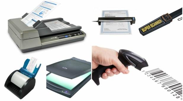 Mengenal Jenis dan Tipe Scanner