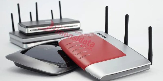 Pengertian dan Fungsi Wireless Router -DimensiData.com