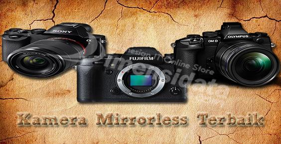 Kamera Mirrorless Terbaik dan Terbaru