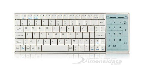 PUWEI Wireless Keyboard
