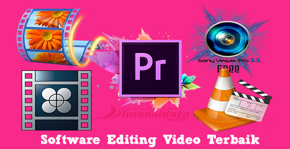 6 Software Editing Video Terbaik 2015/2016 untuk PC