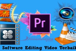 Rekomendasi Software editing video gratis terbaik