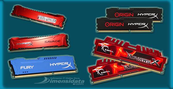 RAM yang bagus untuk PC Dekstop Gaming