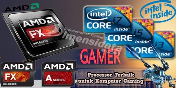 Processor Terbaik untuk Komputer Gaming
