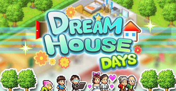 Game Dream House Days Apk