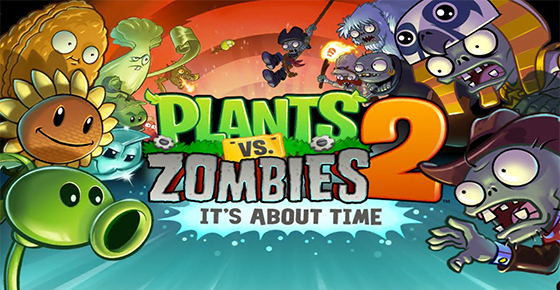 Game Plants Vs Zombies 2 Apk