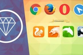 Pilih Google Chrome, Opera atau UC Browser?