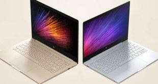 Spesifikasi dan Harga Xiaomi Mi Notebook Air Terbaru 2016
