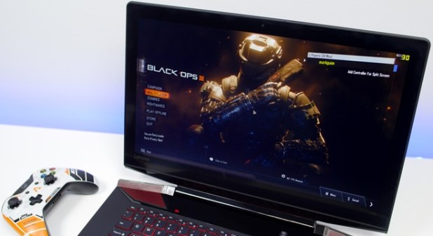 Performa Lenovo IdeaPad Y700 Gaming Notebook