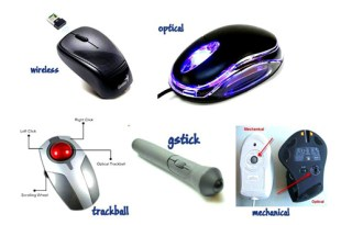 Macam Jenis Tipe Mouse Komputer dan Kelebihannya
