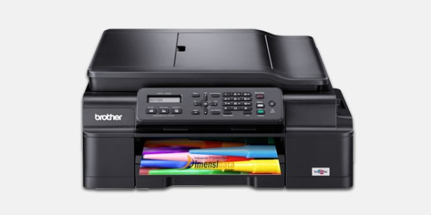 Rekomendasi Printer All in One Terbaik BROTHER MFC-J200