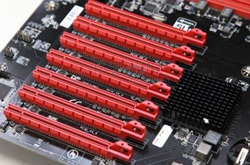 Slot PCI Express - Komponen Dalam Motherboard Komputer