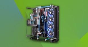 5 Casing PC Gaming Terbaik Desain Keren Transparan Harga Murah