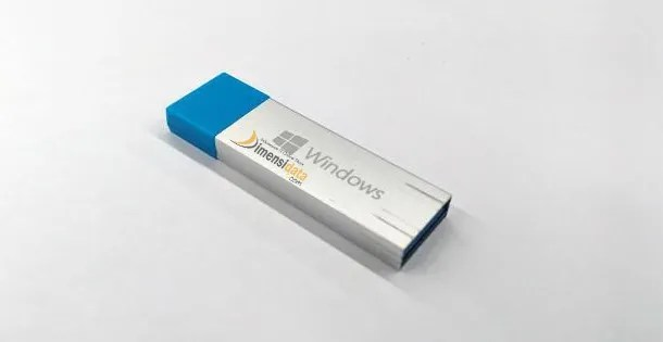Cara Membuat Installer Bootable Flashdisk Windows 7, 8, 10 Tanpa Software