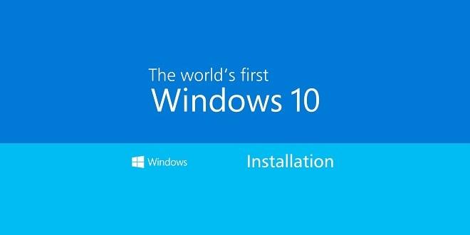 Cara Mudah Install Ulang Windows 10 Lengkap Dengan Gambar