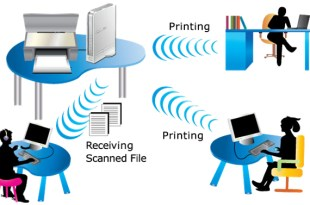 Cara Sharing Printer di Windows 7, 8 dan 10 Melalui Jaringan Wireless LAN