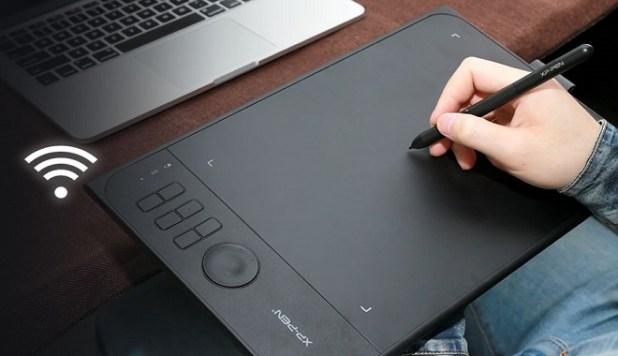Digital drawing tablet terbaik XP-Pen Smart Pen tablet