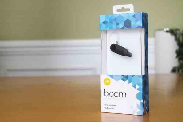 Harga Motorola Boom HX600 Bluetooth Headset Terbaru 2017
