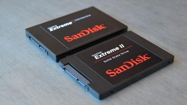 Harga dan Spesifikasi SSD SanDisk Extreme II 240GB SATA