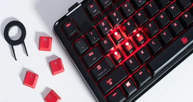 Macam Jenis Tipe Switch Mechanical Keyboard